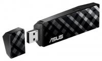 Сетевой адаптер WiFi ASUS USB-N53 USB 2.0